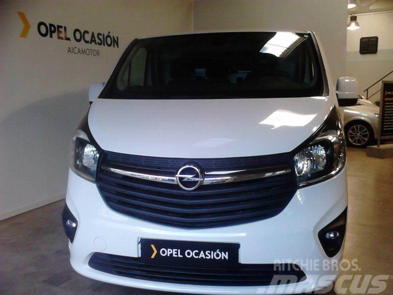 Opel Vivaro 1.6CDTi 29 L1H1 Expression 120