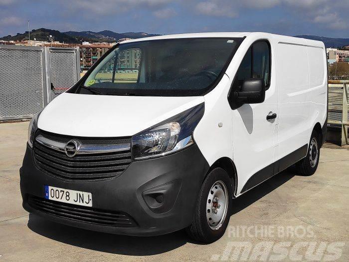 Opel Vivaro 1.6CDTi 29 L1H1 Expression 115