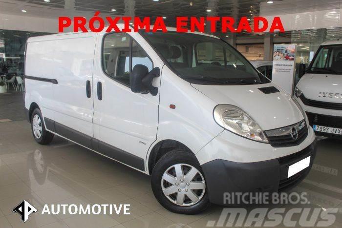 Opel Vivaro 1.6CDTi 29 L2H1 Expression 115