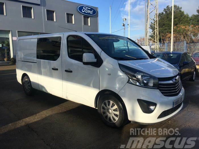 Opel Vivaro 1.6CDTi Bit. 29 L2H1 Selective 140