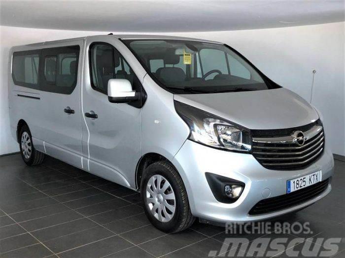Opel Vivaro 1.6CDTI S/S 92KW (125CV) L1 2.9T COMBI 9 -