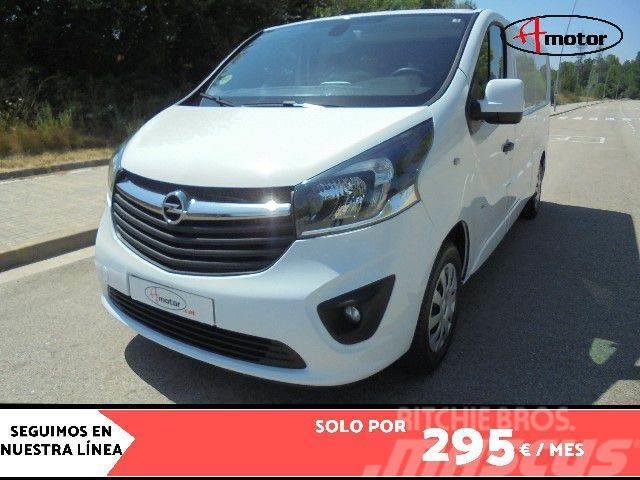 Opel Vivaro 1.6CDTI SS 120CV SELECTIVE 4P FG