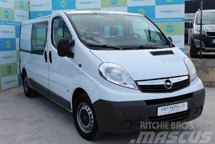 Opel VIVARO 1.9 CC 114CV 6PLAZAS DSF 600?- 6 PLAZAS