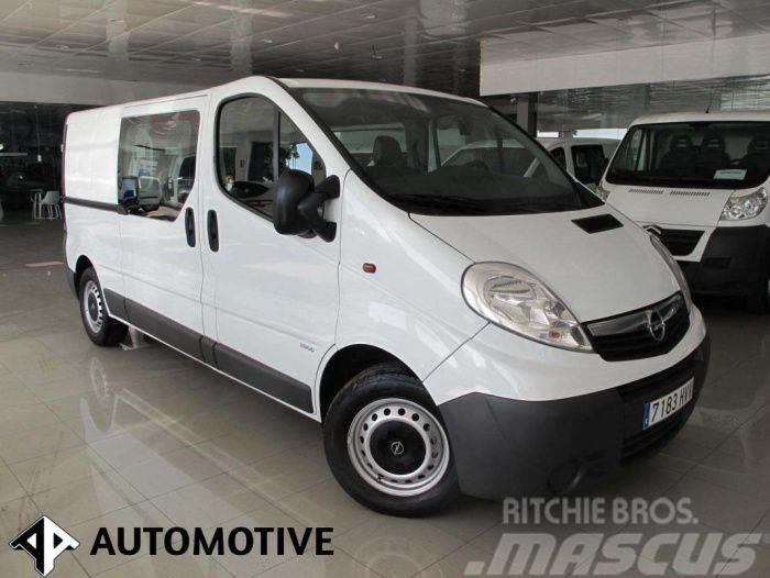 Opel Vivaro 2.0 CDTI 2.9T L2 COMBI 6 PLAZAS