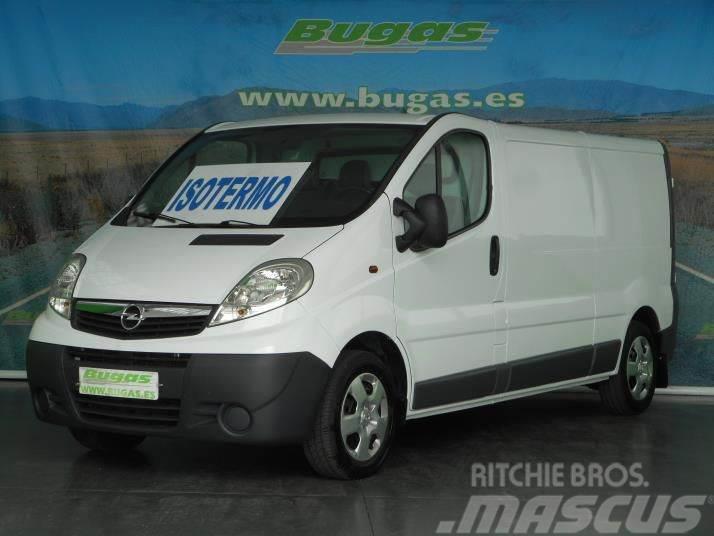 Opel Vivaro 2.0 DCI 115 CV ISOTERMO IR NUEVO A ESTRENA