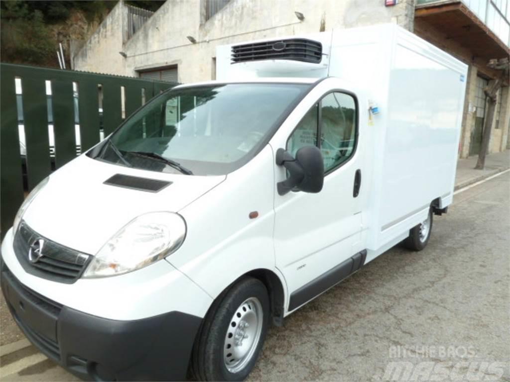 Opel Vivaro CAJA FRIGORIFICA,FRIO DE CONGELACION CARRIE