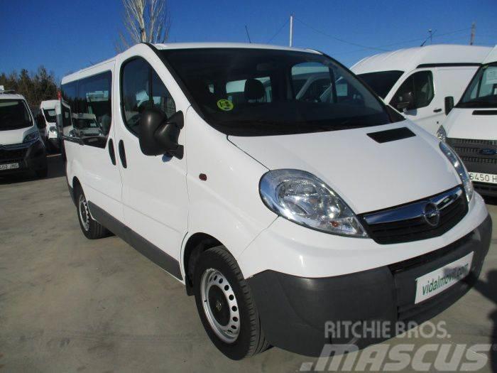 Opel Vivaro Com6 2.0 27 Edition L1 Semi Acrist. 114 E5
