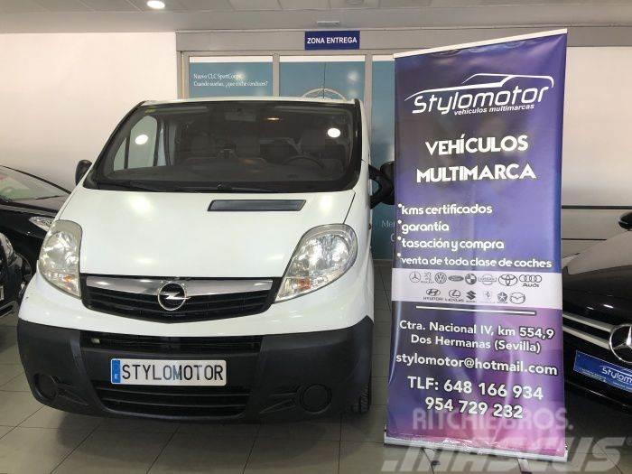 Opel Vivaro Com9 2.0 29 Edition L1 Total Acrist. 114 E5