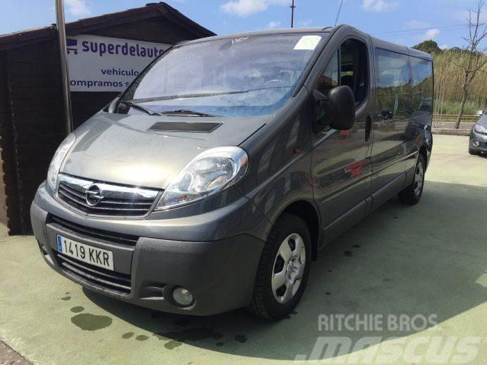 Opel Vivaro Com9 2.0CDTi 27 L1 Total Acrist.114 E5