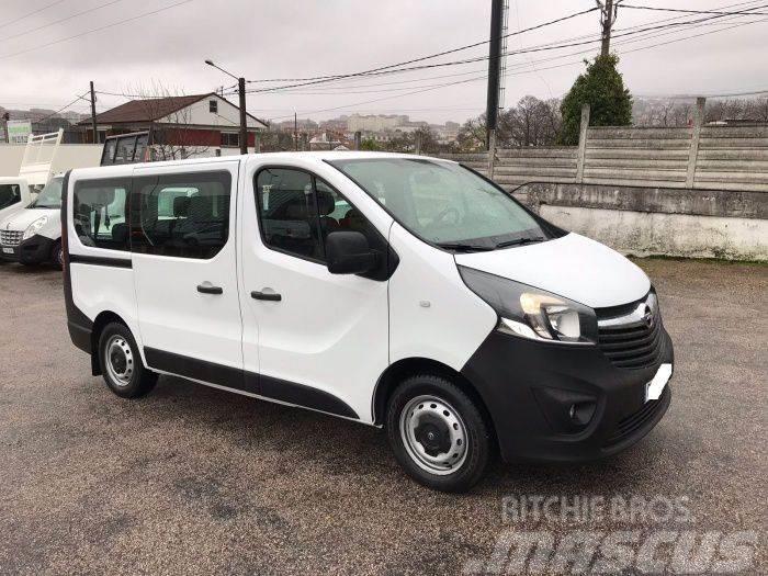 Opel Vivaro Combi 6 1.6CDTi 29 L1 115