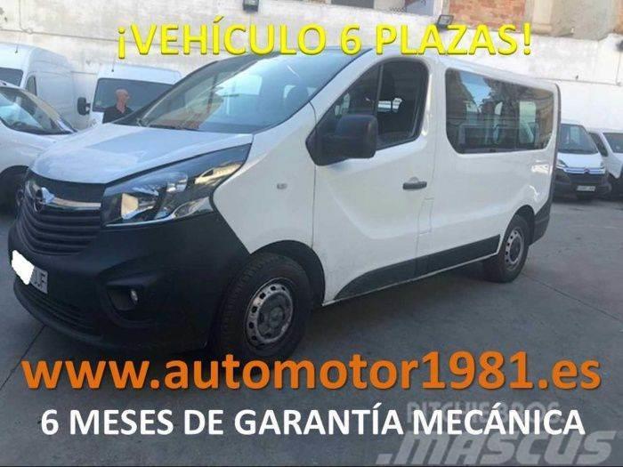 Opel Vivaro Combi 6 1.6CDTi 27 L1 115