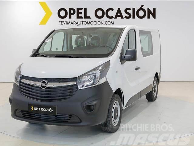 Opel Vivaro Combi 6 1.6CDTi Biturbo S/S 27 L1 125