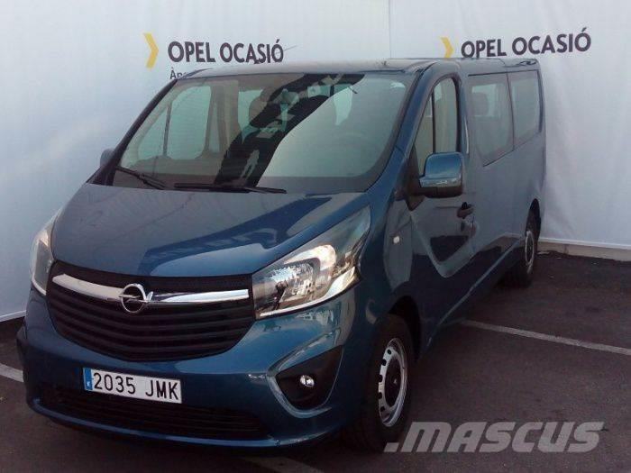 Opel Vivaro Combi 6 1.6CDTi S/S 29 L1 125 N1