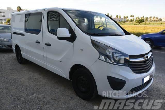 Opel Vivaro Combi 6 1.6CDTi S/S 29 L2 125 N1