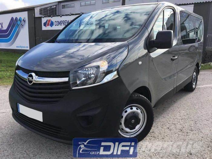 Opel Vivaro Combi 9 1.6CDTi 29 L1 115