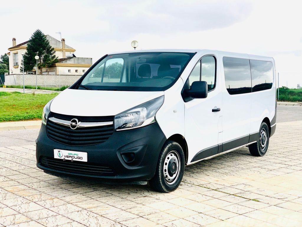 Opel Vivaro Combi 9 1.6CDTi 29 L2 115