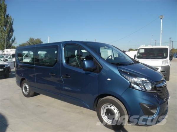 used opel vivaro combi 9 1 6cdti biturbo s s 29 l1 125 panel vans year 2016 price 21 110 for. Black Bedroom Furniture Sets. Home Design Ideas