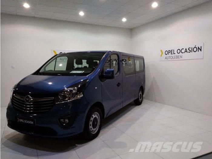 Opel Vivaro Combi 9 1.6CDTi Biturbo S/S 27 L1 125