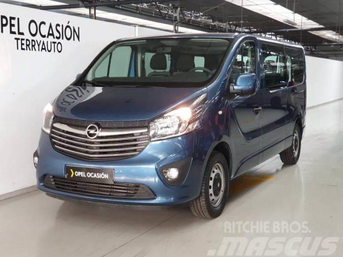 Opel Vivaro Combi 9 1.6CDTi Biturbo S/S 29 L2 125