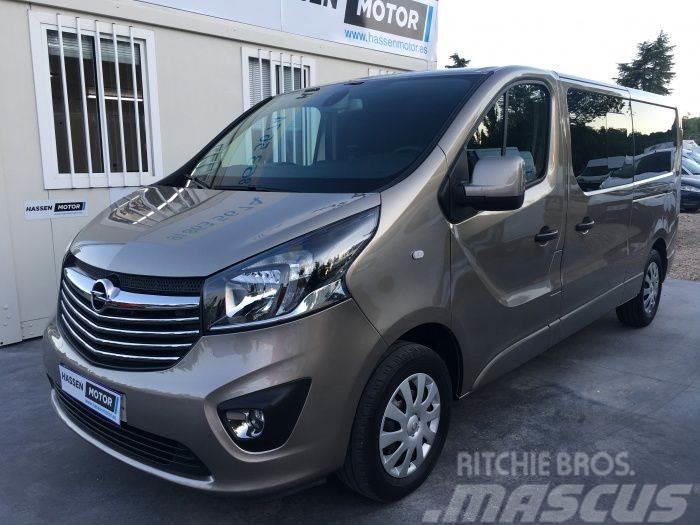 Opel Vivaro Combi 9 1.6CDTi Biturbo S/S 29 L2 Plus 125