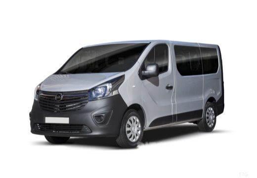 Opel Vivaro Combi 9 1.6CDTi S/S 27 L1 Plus 120