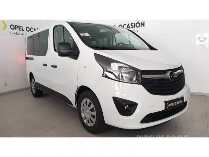 Opel Vivaro Combi 9 1.6CDTi S/S 27 L1 120