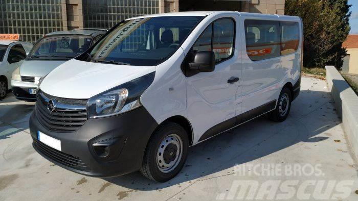 Opel Vivaro Combi 9 1.6CDTi S/S 29 L1 95
