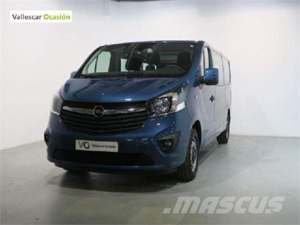 used opel vivaro combi 9 2 9 t l2 h1 1 6 cdti 125 cv s s 4p panel vans year 2016 price 26 039. Black Bedroom Furniture Sets. Home Design Ideas