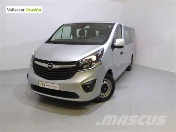 used opel vivaro combi 9 2 9t l2h1 1 6 cdti 125 cv s s 4p 9 panel vans year 2017 price 25 170. Black Bedroom Furniture Sets. Home Design Ideas