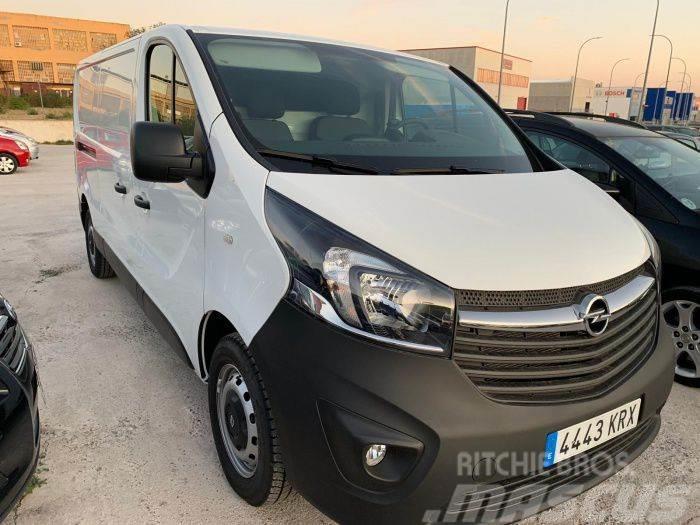 Opel Vivaro DCb. 2.0D M Carga Incrementada Mampara Pleg
