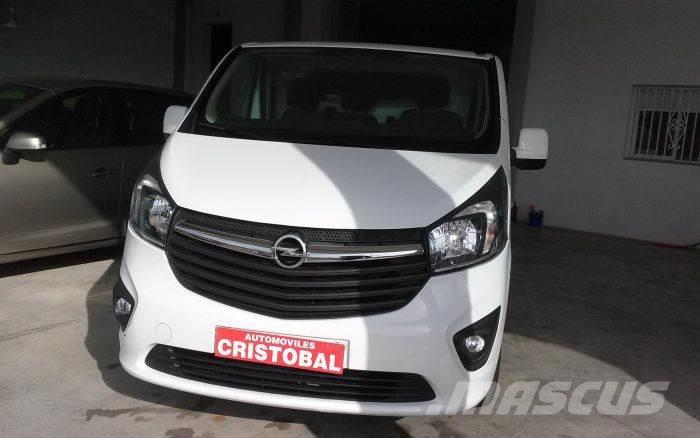 Opel Vivaro Diesel de 4 Puertas
