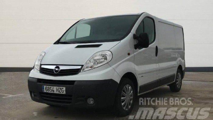 Opel Vivaro Fg. 2.0CDTI 29 L1H1 114