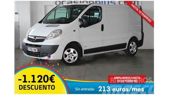 Opel Vivaro Fg. 2.0CDTi 29 L1H1 114 E5