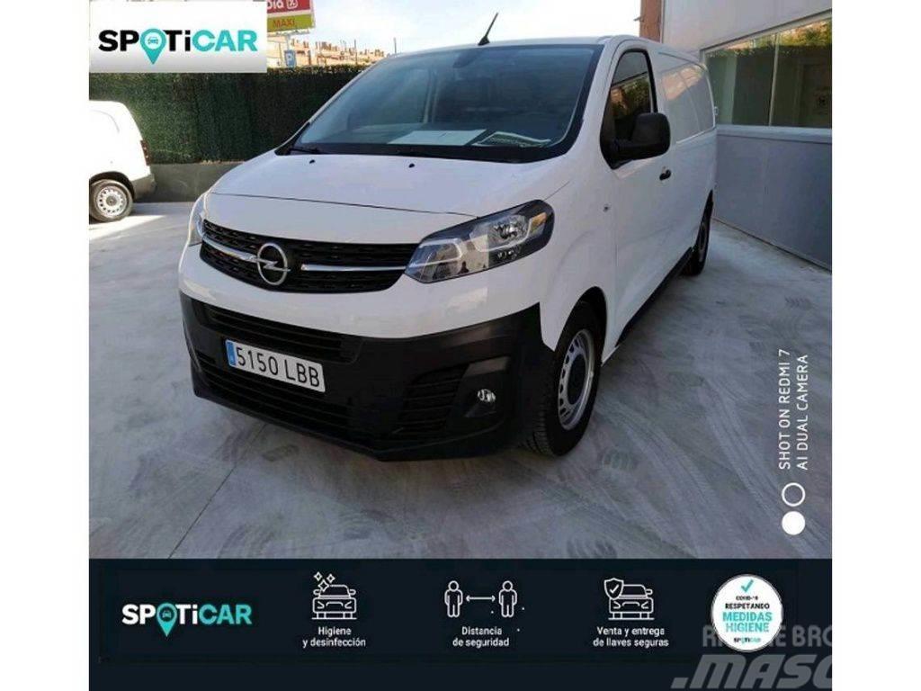 Opel Vivaro Furgón 1.5D M Carga Incrementada Select 100