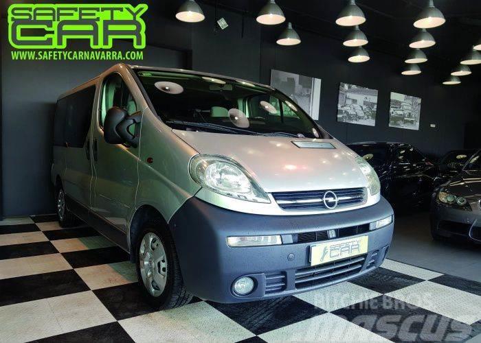 Opel Vivaro Viv. Com.6 1.9CDTI Largo 2900 100 Acrist.