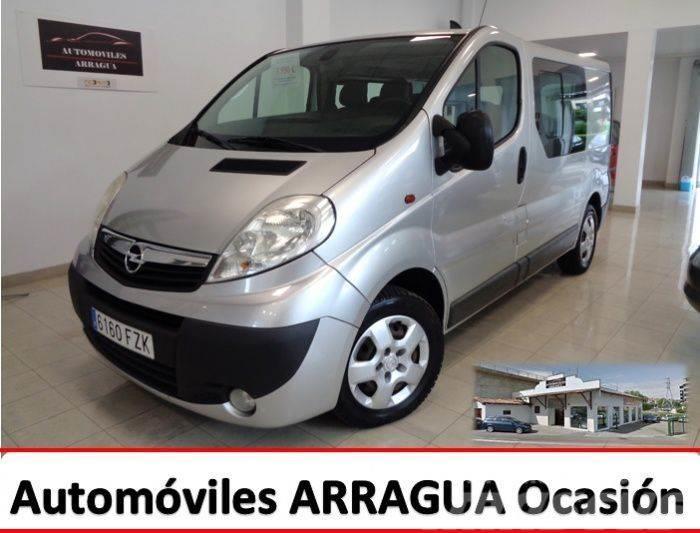 Opel Vivaro Viv. Com6 2.0CDTi 29 L1 Semi Acrist.114