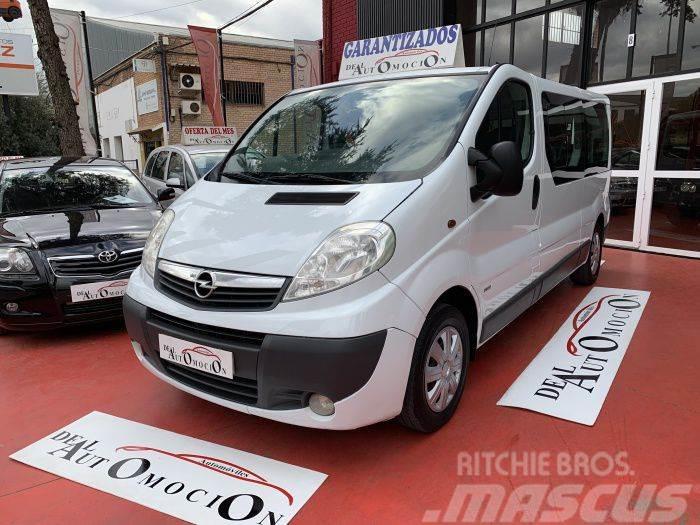 Opel Vivaro Viv. Com9 2.0CDTi 29 L2 Total A.146 Easytro