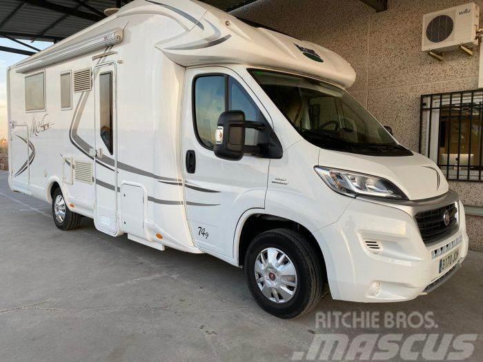 [Other] AUTOCARAVANA FIAT MC LOUIS MC4 G74