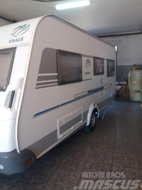 [Other] Caravana knaus 450 fu