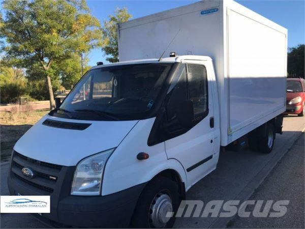 Used ft 350el chasis cabina dr 115 panel vans year 2008 price 9 205 for sale mascus usa - Chasis cabina ...