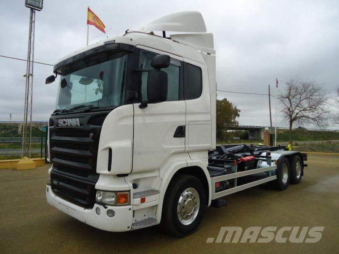 [Other] G06...SCANIA R 480 GANCHO PORTACONTENEDOR