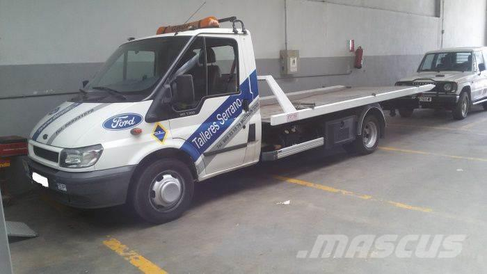 [Other] GRUA FORD TRANSIT 3500KG