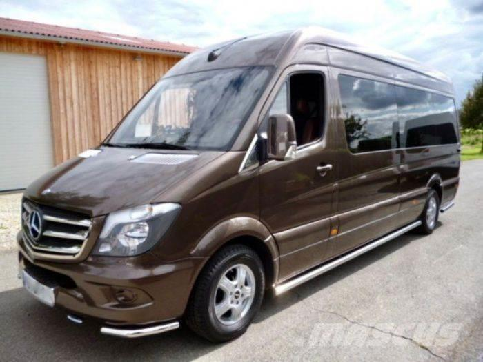 [Other] sprinter 313 Bluetec VIP Luxury Bus