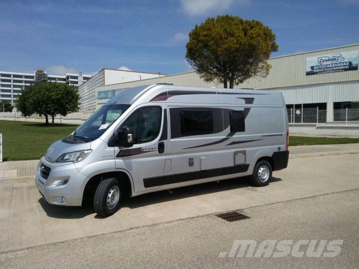[Other] VAN LIVINGSTONE 5 SPORT 2.3 130CV -COLOR GRIS PLAT