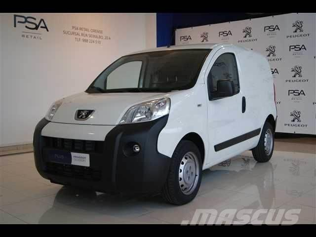 peugeot bipper 1 3 hdi 59kw 80cv occasion prix 10 500. Black Bedroom Furniture Sets. Home Design Ideas