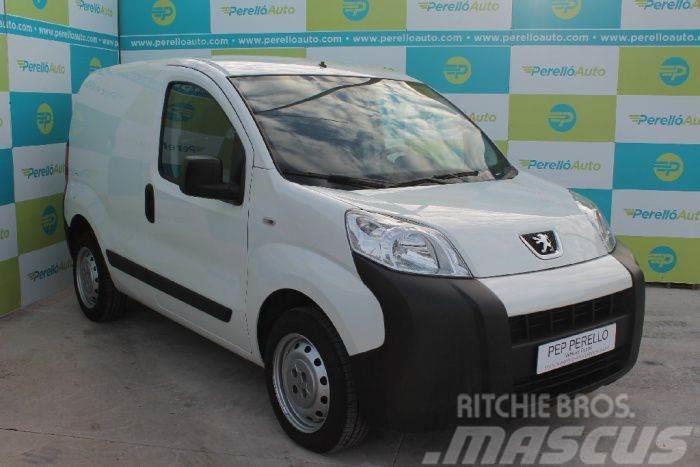 Peugeot Bipper Comercial 1.3 HDI 75CV