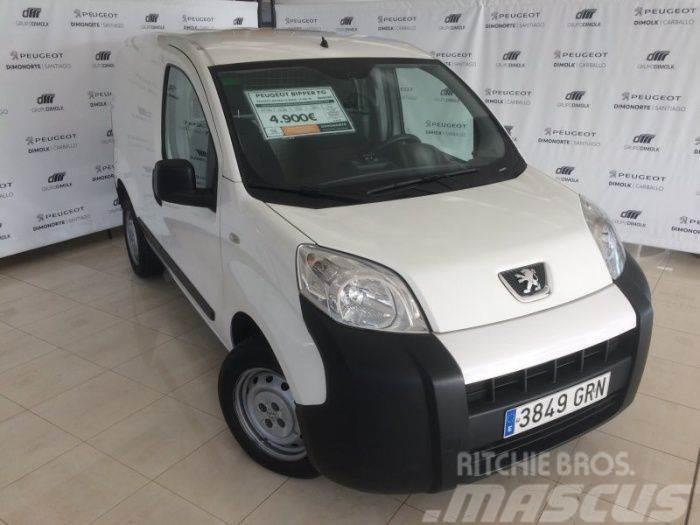 Peugeot Bipper Comercial Furgón 1.4HDi