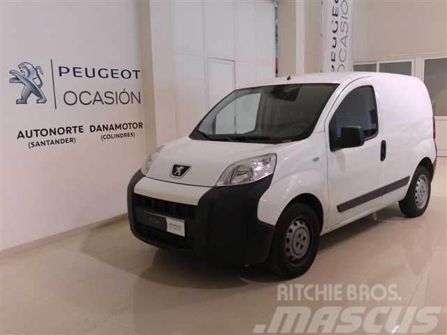 Peugeot Bipper Comercial Furgón 1.3HDi 75