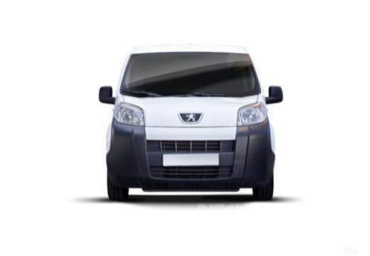 Peugeot Bipper Comercial Furgón 1.4HDi clase 2