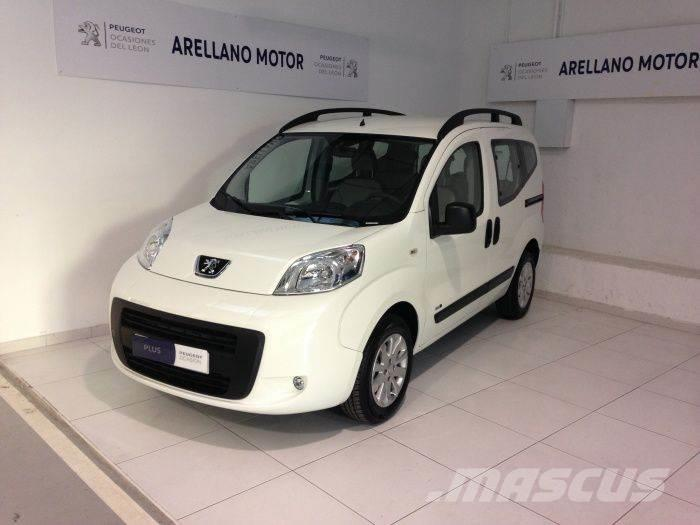 Peugeot Bipper Comercial Tepee M1 1.3HDI Style 80